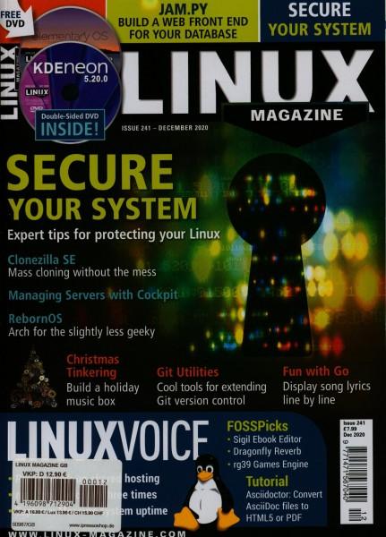 LINUX MAGAZINE 12/2020