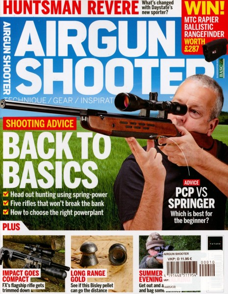 AIRGUN SHOOTER 10/2020