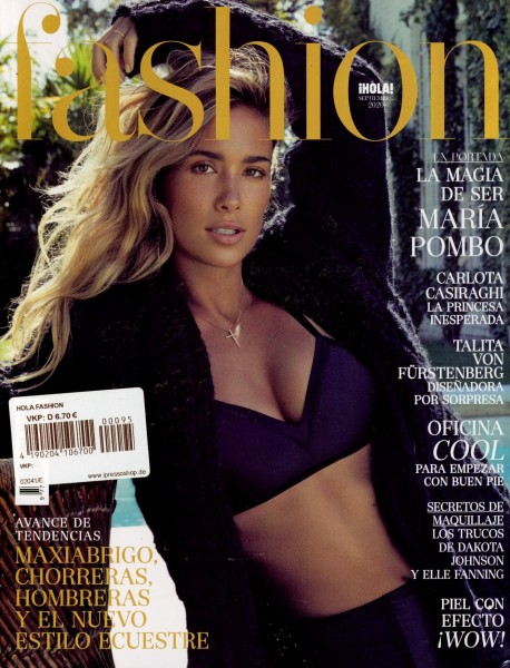 ¡HOLA! Fashion 95/2020