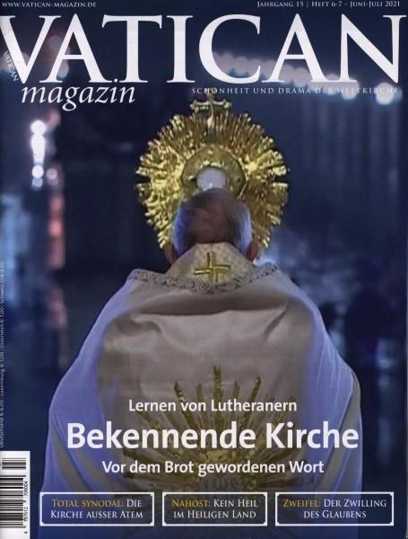 Vatican Magazin 7/2021