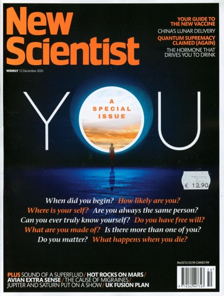 New Scientist 50/2020