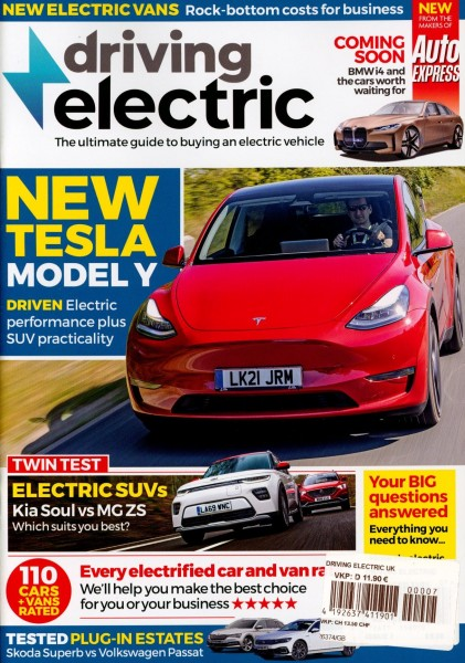driving electric 7/2020