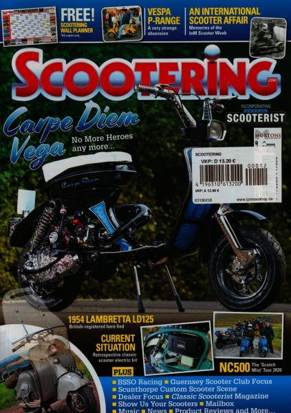 SCOOTERING 12/2020